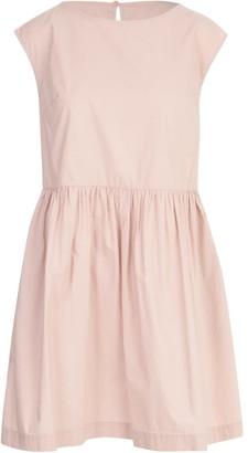 Woolrich Sleeveless Popeline Dress