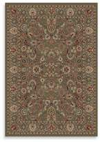 Bed Bath & Beyond Concord Global Mahal Green 7-Foot 10-Inch x 11-Foot 2-Inch Rug
