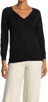 Cyrus V-Neck Knit Sweater