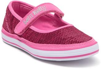 Lelli Kelly Kids New Sprint Sequin Mary Jane Sneaker (Toddler, Little Kid & Big Kid)