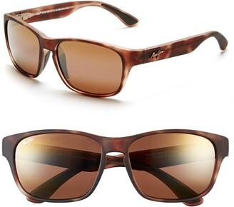 Maui Jim 'Mixed Plate - PolarizedPlus(R)2' 58mm Sunglasses