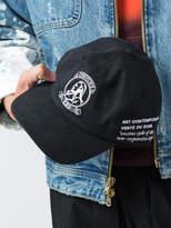Enfants Riches Deprimes x christie's vente de soir six panel black cap