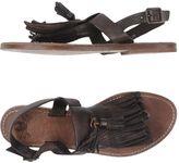 Mr Wolf Thong sandals