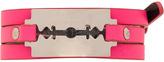 McQ by Alexander McQueen Razor Triple Wrap Bracelet