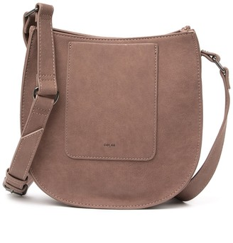 Co Lab Crafted Saddle Crossbody