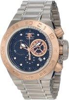Invicta Men's 10140 Subaqua Noma IV Chronograph Textured Dial Watch