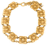 Chanel Studded Collar Necklace