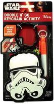 Star Wars: Episode VII The Force Awakens Doodle N' Go Stormtrooper Keychain Activity