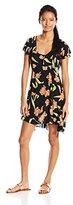 Volcom Juniors' Crush Starter Floral Dress