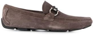 Salvatore Ferragamo Gancini Driver boat shoes