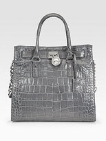 MICHAEL MICHAEL KORS Hamilton Large North-To-South Tote Bag
