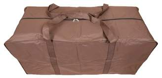 "Duck Covers 58""W Ultimate Cushion Storage Bag Mochaccino - Classic Accessories"
