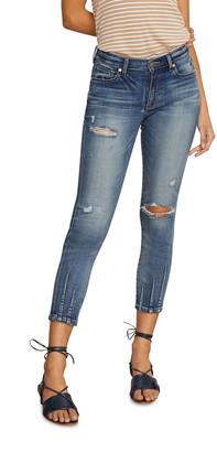 Habitual Marina Dart Hem Skinny Jeans