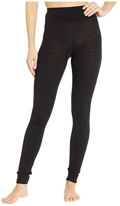 Helly Hansen Merino Mid Pants (Black) Women's Casual Pants
