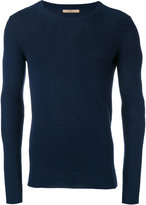 Nuur crew neck jumper - men - Cotton/Nylon - 50