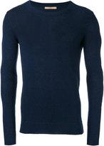 Nuur crew neck jumper - men - Cotton/Nylon - 52