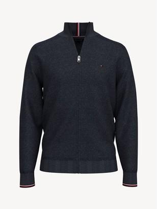 Tommy Hilfiger Essential Zip Cardigan