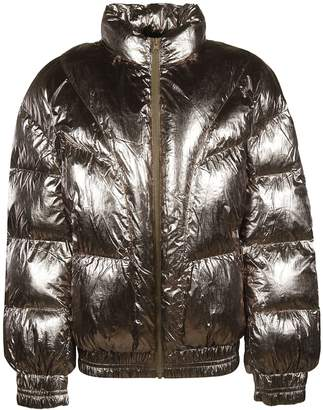 Isabel Marant Zipped Padded Jacket