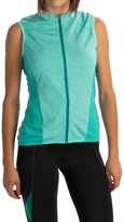 Pearl Izumi SELECT Escape Cycling Jersey - UPF 24+, Full Zip, Sleeveless (For Women)
