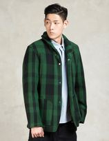 Garbstore Green Rydal Shawl Jacket