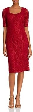 Nanette Lepore Nanette nanette Lace Sheath Dress