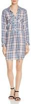 Soft Joie Dashalynn Plaid Shirt Dress