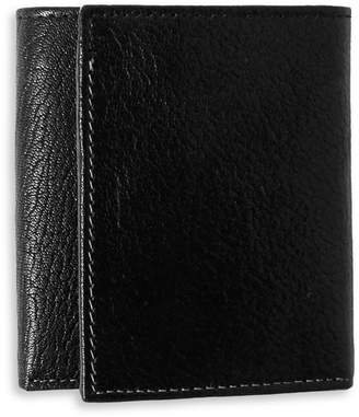 Topman Leather Trifold Wallet