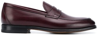 Scarosso Stefano penny slot loafers