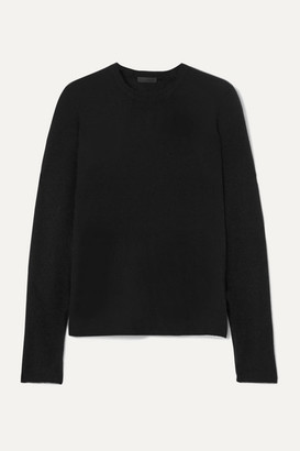 ATM Anthony Thomas Melillo Cashmere Sweater - Black