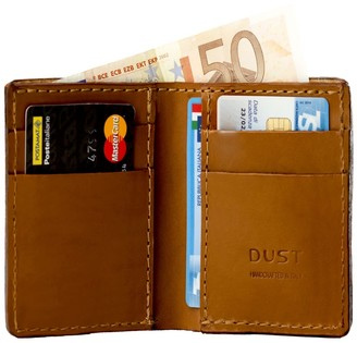 The Dust Company Mod 111 Wallet in Cuoio Brown
