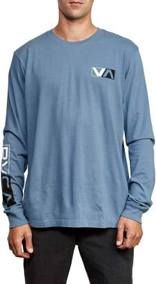 RVCA Lateral Long Sleeve T-Shirt