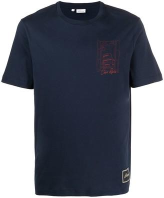 Brioni graphic print T-shirt