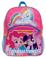 "My Little Pony 16"" Fabulous Friends Kids' Backpack - Pink"