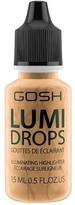 Gosh Lumi Drops Gold 014