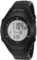Soleus Unisex SG012-001 GPS Fly Digital Watch
