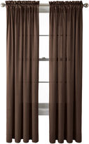 Royal Velvet Hilton Rod-Pocket Curtain Panel