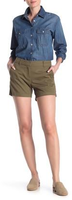 J.Crew Solid Chino Shorts