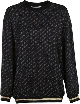 Stella McCartney Logo Print Sweater