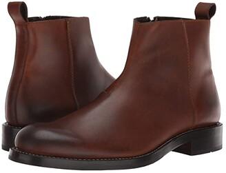 Wolverine Heritage 1000 Mile Montague Chelsea Zip (Black Leather) Men's Dress Zip Boots