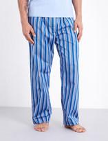 Derek Rose Wellington 42 cotton pyjama bottoms