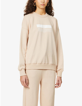 Camilla And Marc Blythe cotton-jersey sweatshirt