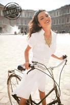 Shabby Apple Bonheur Dress White