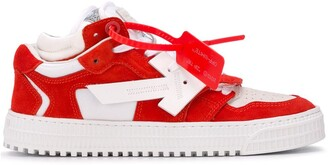 Off-White Arrow low-top sneakers