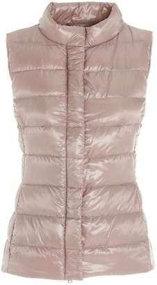 Herno Zipped Puffer Vest