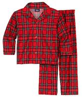 JCPenney Tom & Jerry® Plaid Pajamas – Boys 2t-4t