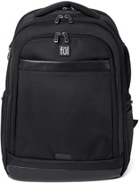 "Ful FUL Agent 17.5"" Laptop Sleeve Business Backpack"