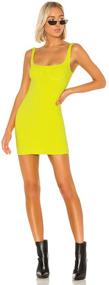 h:ours Rita Mini Dress