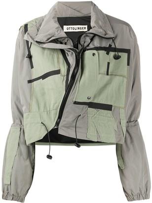Ottolinger Tape Cropped Jacket