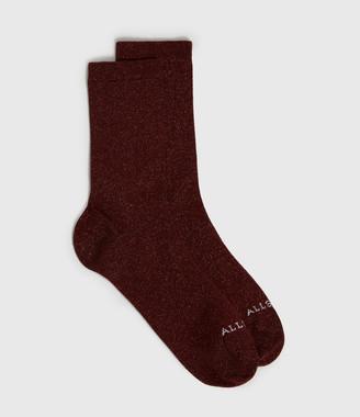 AllSaints Simin Socks