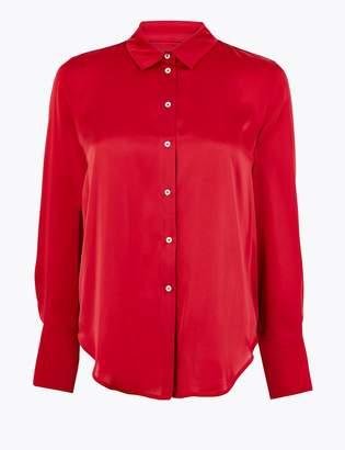 Marks and Spencer Satin Shirt